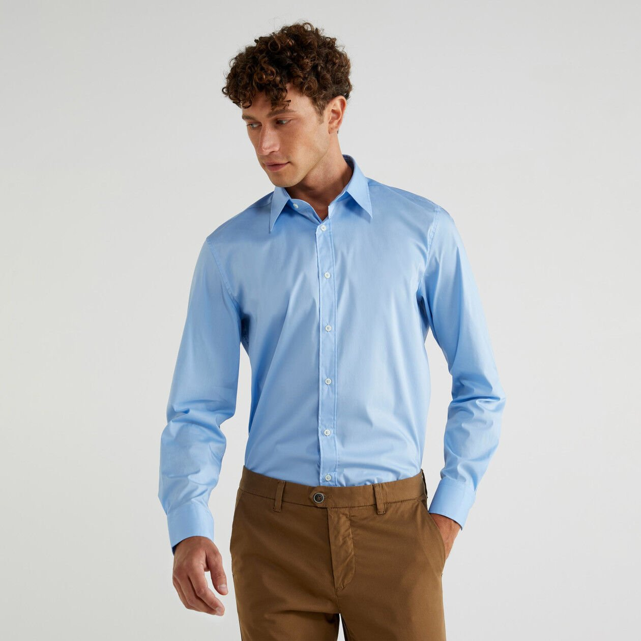 Slim fit shirt