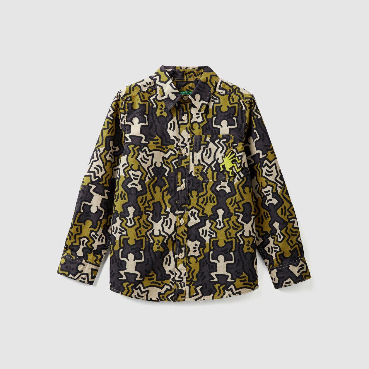 """""""Keith Haring"""" shirt"""