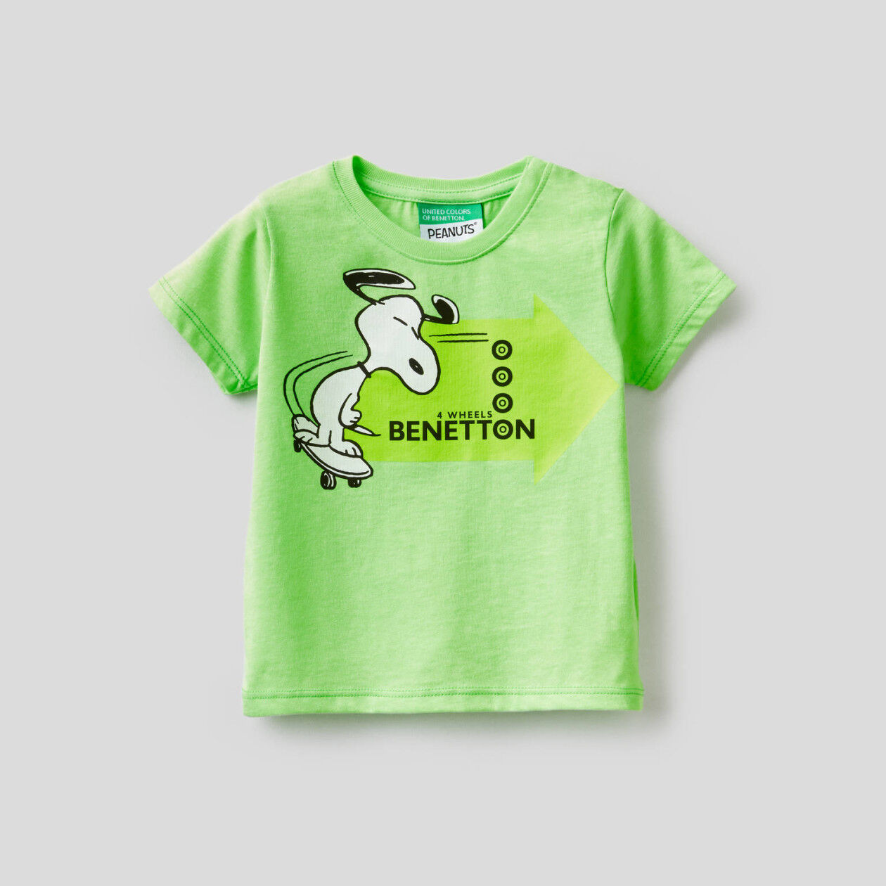 T-shirt with Peanuts print