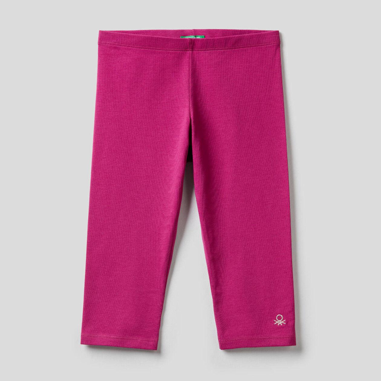 Leggings para Beb/és Z6ERJ United Colors of Benetton