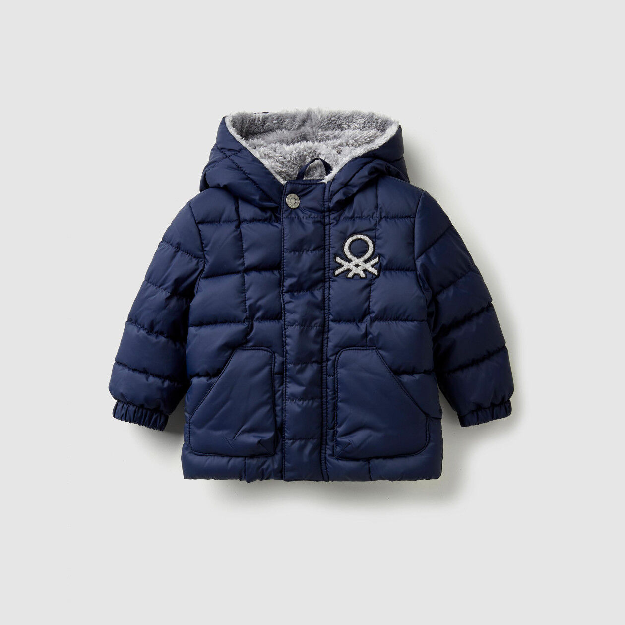 """""""Rain defender"""" jacket with patch"""