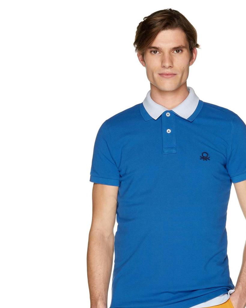 Mens Polo Shirts Spring Summer 2018 Collection Benetton