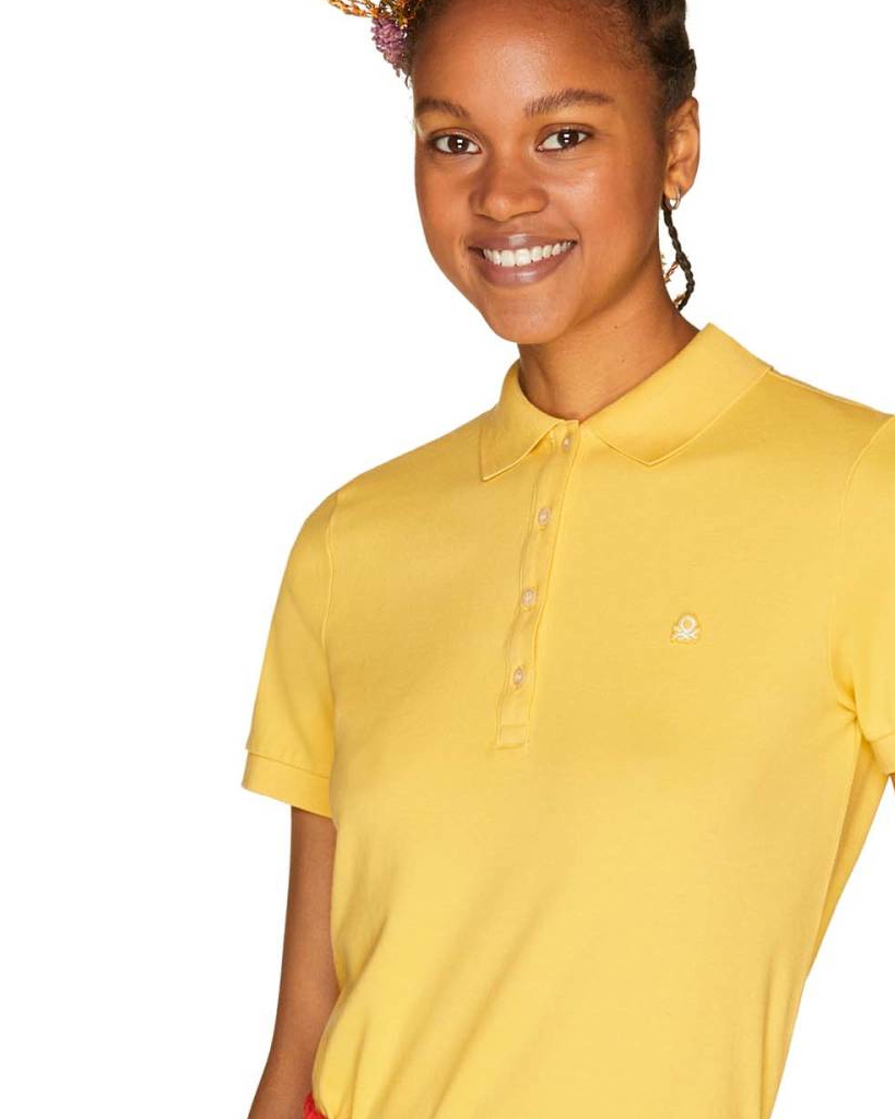 Patterned Polo Shirts Ladies c662b50f5