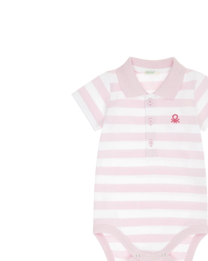 3a1e4719 Baby Girl Polo shirts New Benetton Collection | Benetton